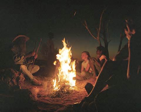 Nonprofits, Sit Around the Campfire and Share Stories - Communicate!