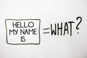 Hello my name is what?