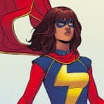 Ms. Marvel hero