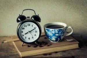 alarm clock December