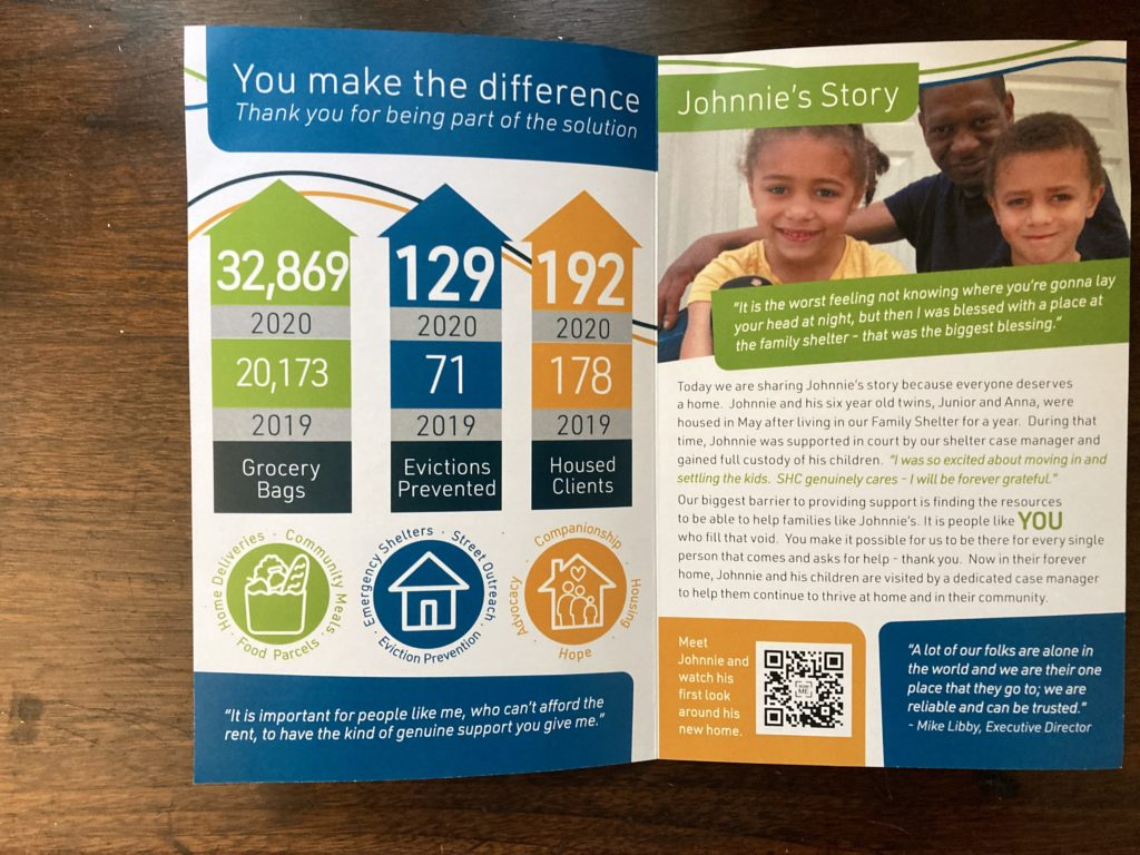 SHC annual report inside